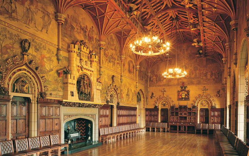 Cardiff-Castle-Banquet-Hall